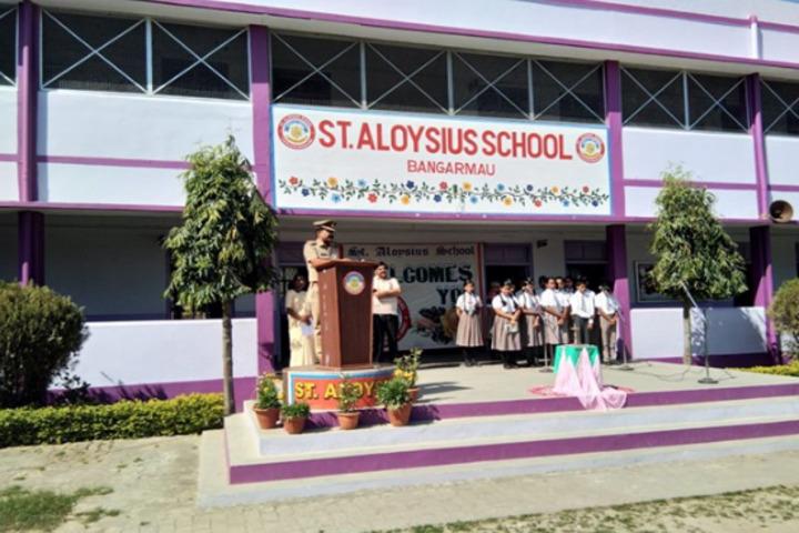 St Aloysius School-Awarness Program