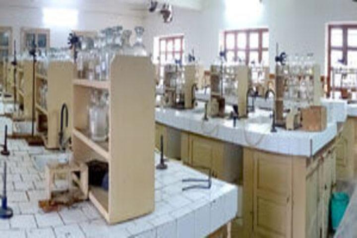 St Anthony S School-Chemistry Lab