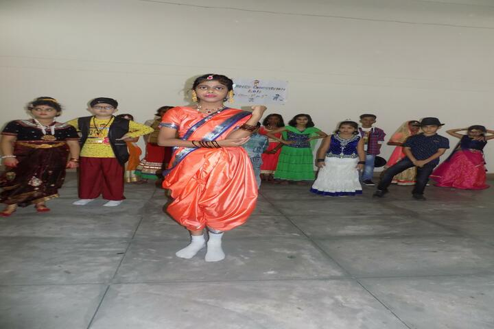 St Anthony S School-Dance Competition