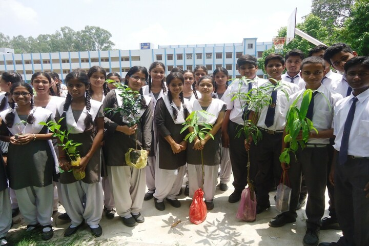 St Anthony S School-Earth Day