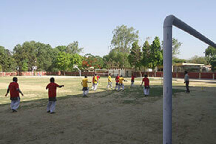 St Anthony S School-Foot Ball