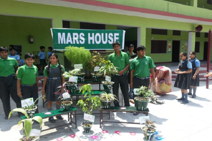 St. Anthonys Senior Secondary School-Mars House