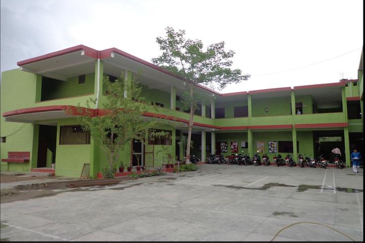 St. Anthonys Senior Secondary School-Campus