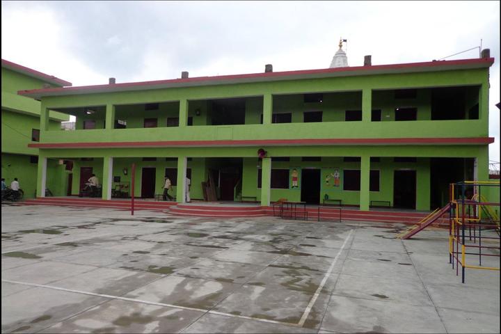 St. Anthonys Senior Secondary School-Play Ground