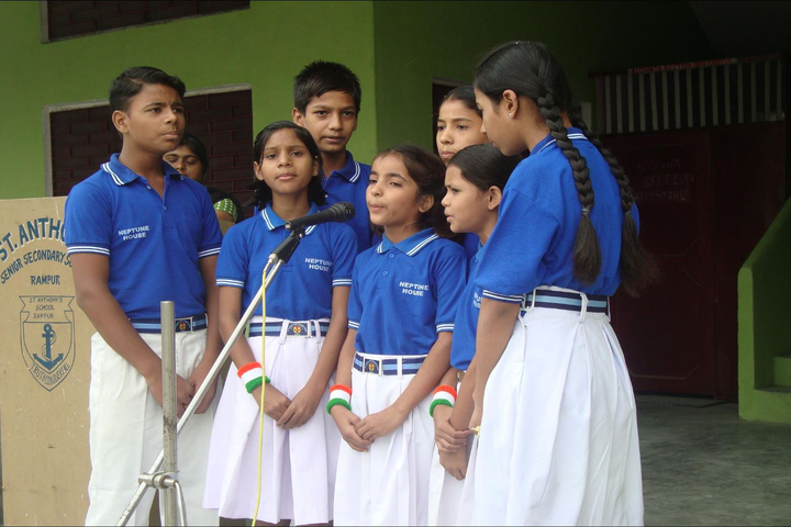 St. Anthonys Senior Secondary School-Republic Day