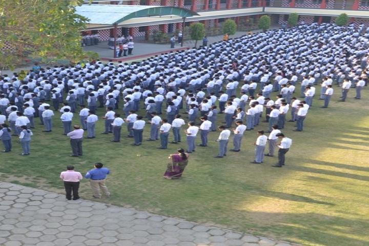 St Anthonys Senior Secondary School-Assembly
