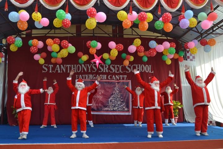 St Anthonys Senior Secondary School-Christmas Celebrations