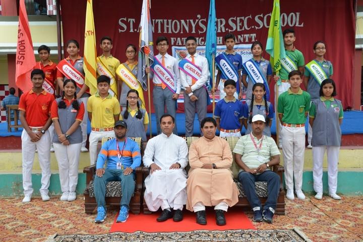 St Anthonys Senior Secondary School-Invisture Cermony