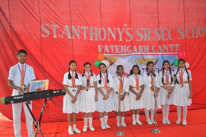 St Anthonys Senior Secondary School-Music