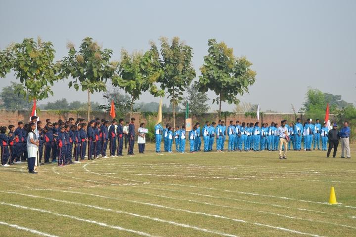 St Anthonys Senior Secondary School-Sports Day