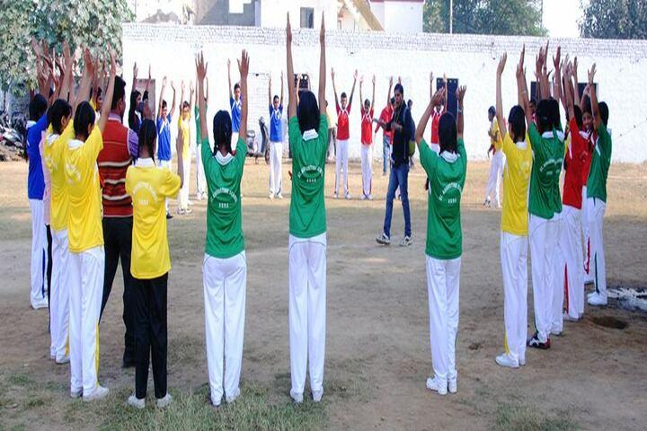 St Augustine School-Physical Training