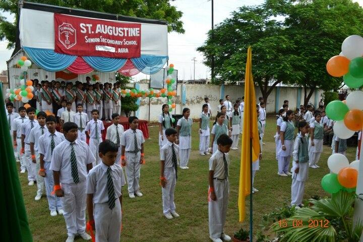 St Augustine School-Republic Day