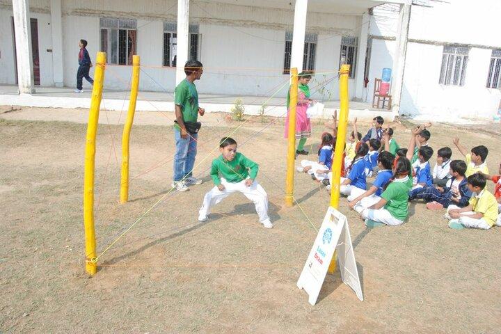 St Augustine School-Sports