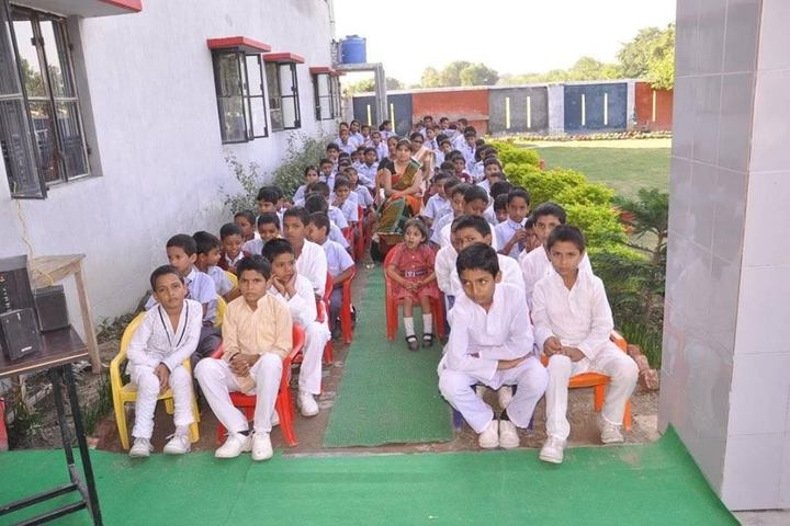 St Chandra Prabha Memorial Academy-Activity