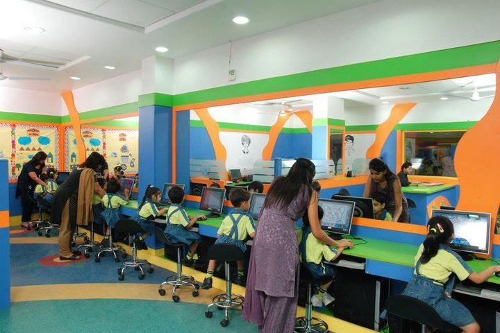 St Chandra Prabha Memorial Academy-Computer Lab