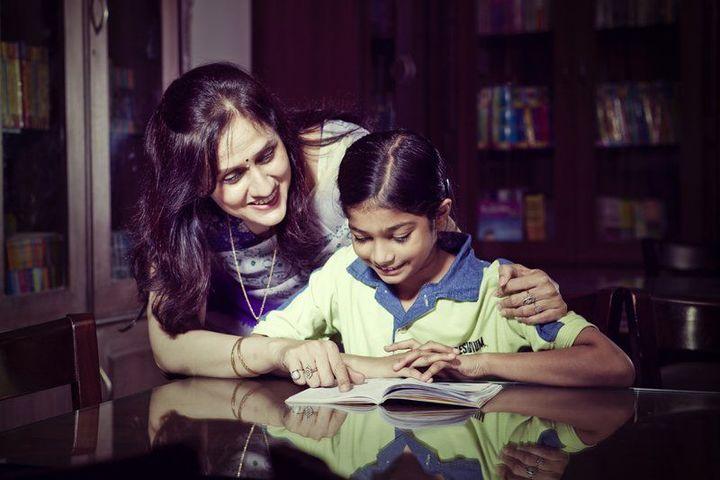St Chandra Prabha Memorial Academy-Library
