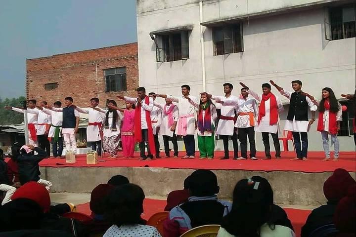 St Chandra Prabha Memorial Academy-Republic Day