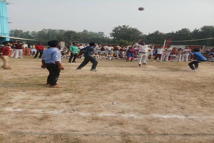 St Chandra Prabha Memorial Academy-Vollyball Court