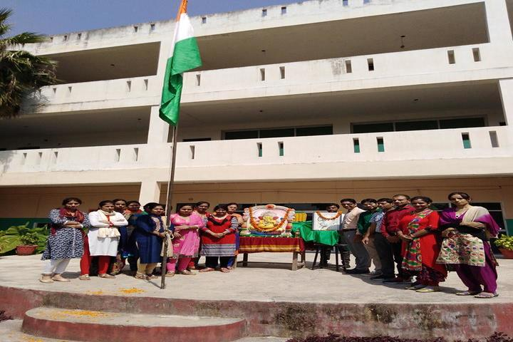 St Drona Public School-Independence Day