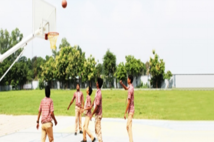 St Francis Inter College-Basket Ball Court