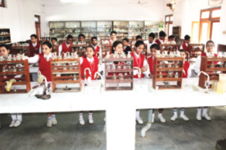 St Francis Inter College-Chemistry Lab