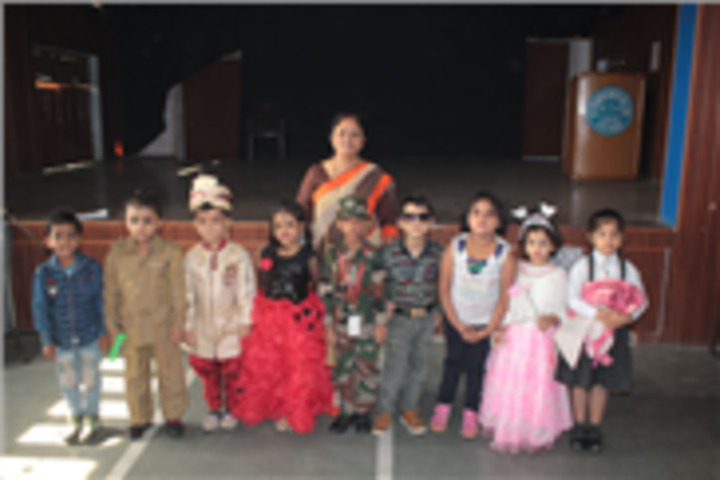 St Francis Inter College-Fancy Dress Competiton