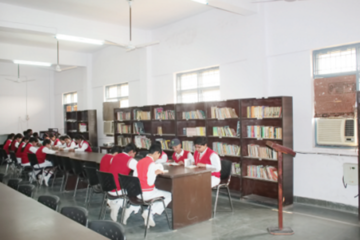 St Francis Inter College-Library