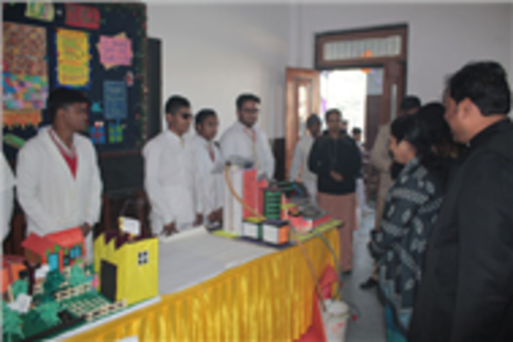 St Francis Inter College-Science Exhibition