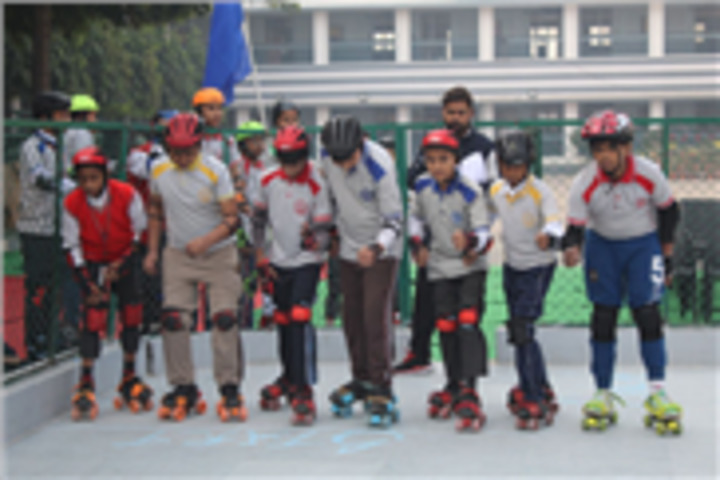 St Francis Inter College-Skating