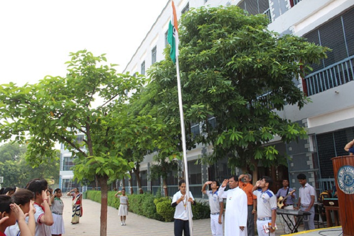 St Francis Inter College-Independence Day