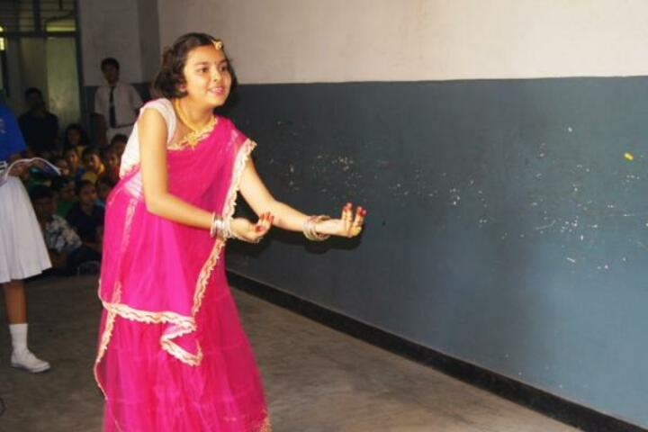 St Francis School-Dance Competition