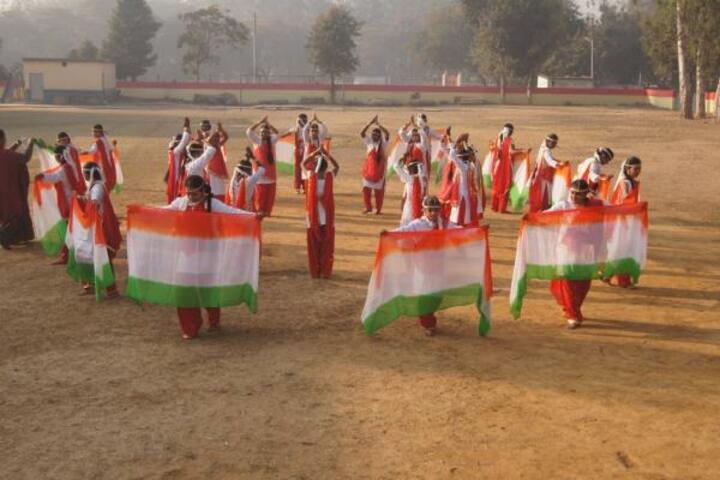 St Francis School-Independance Day