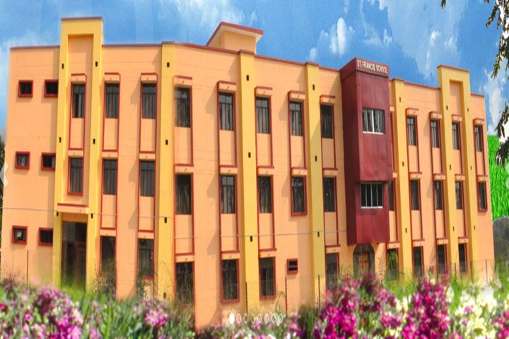 St Francis School-Campus