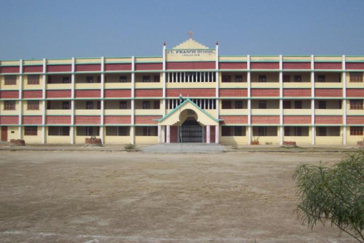 St Francis School-Play Ground