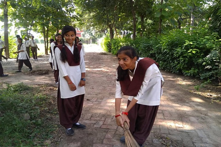 St Francis School-Swachha Bharat