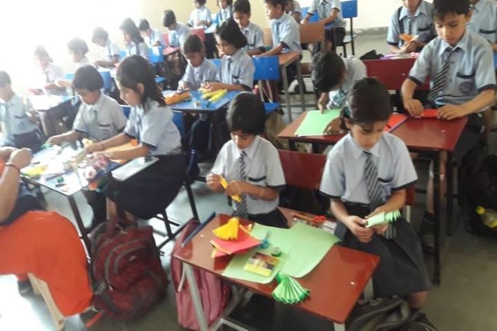 St George School-Art Class