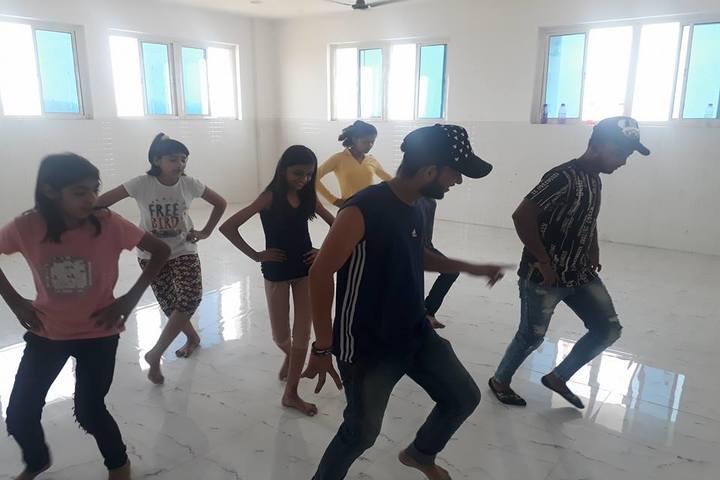 St George School-Dance Room