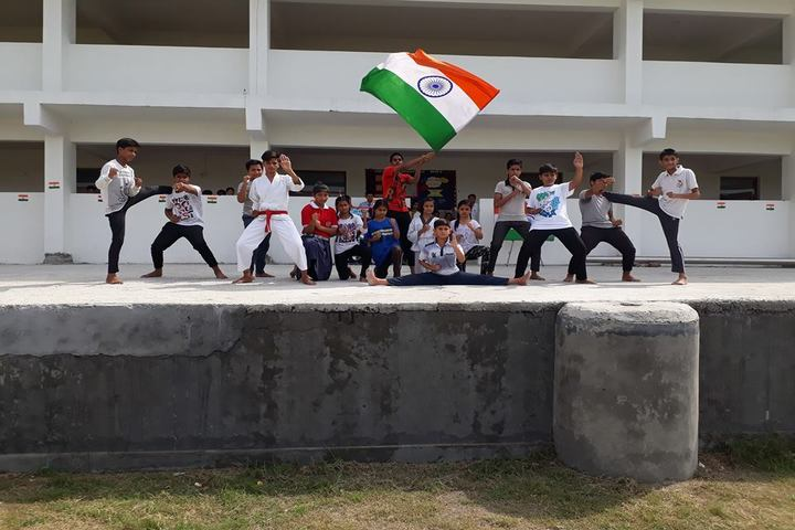 St George School-Independence Day