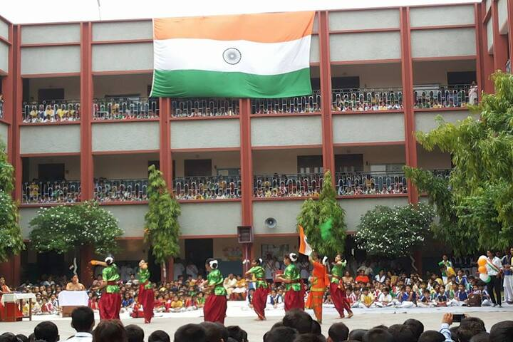 St Johns School-Independence Day
