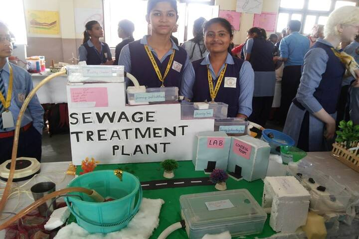St Johns School-Science Exhibition