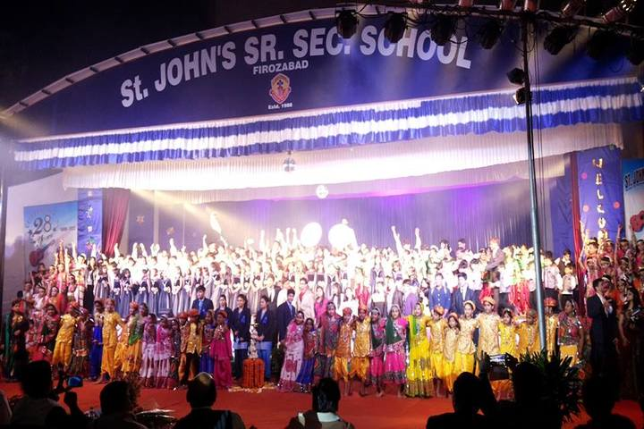 St Johns School-Annual Day