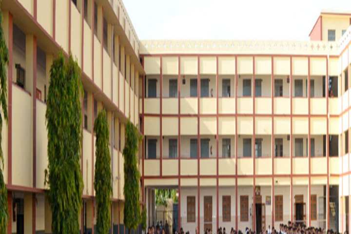 St Joseph Convent School-Campus