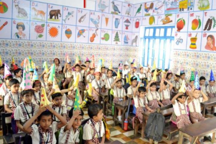 St Joseph Convent School-Class Activity