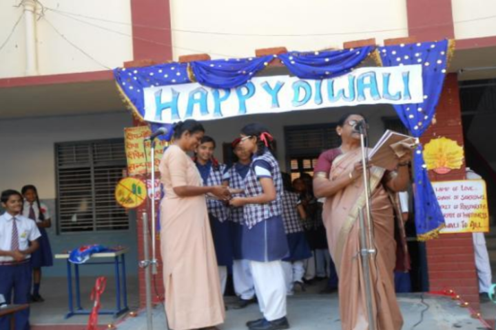 St Joseph Convent School-Diwali Celebrations