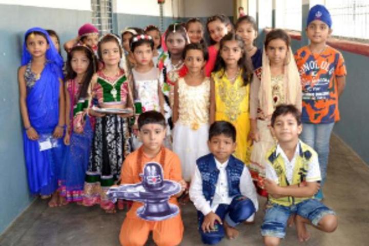 St Joseph Convent School-Fancy Dress Competition