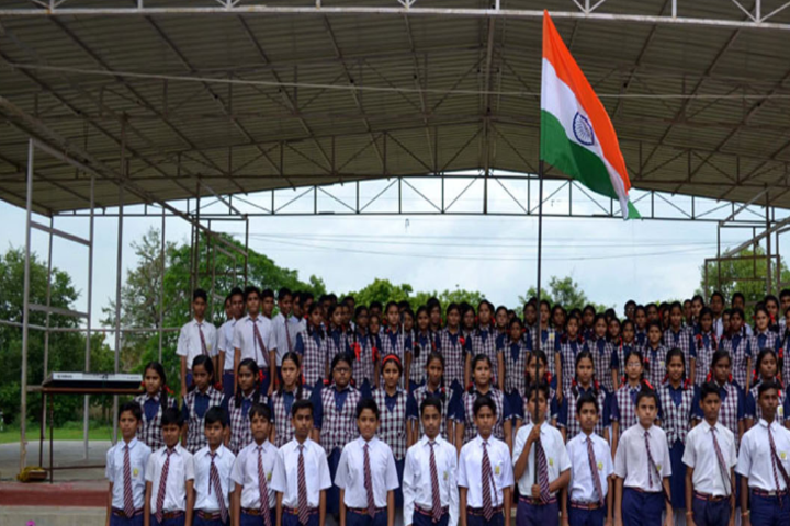 St Joseph Convent School-Independence Day