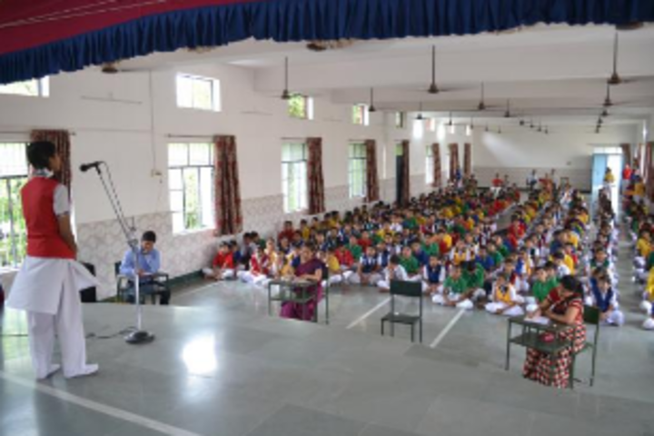 St Joseph Convent School-Singing Competition