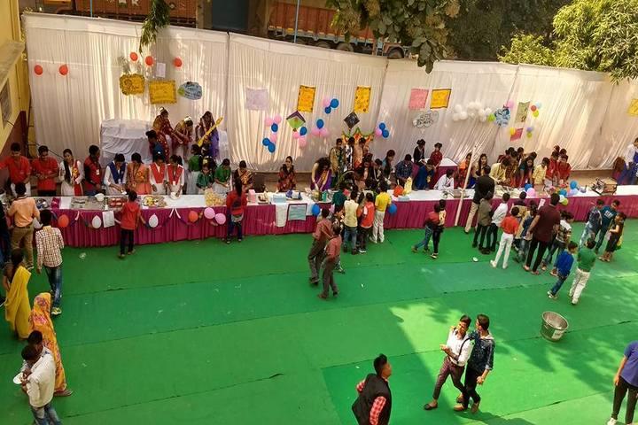 St Joseph School-Exhibition
