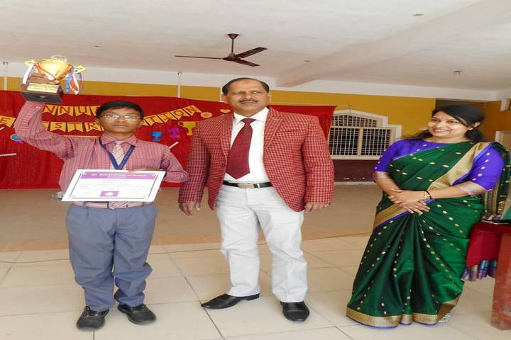 St Joseph School-Prize Distribution