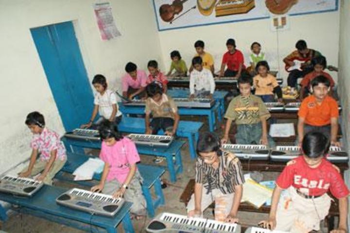 St Josephs School-Music Room